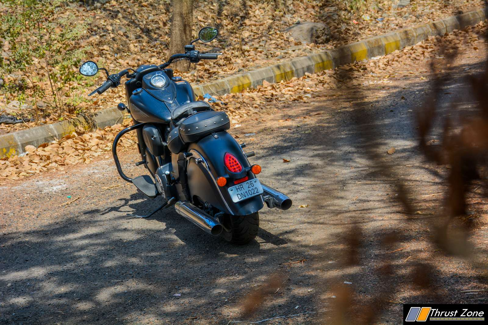 Indian Chief Dark Horse India Review-5