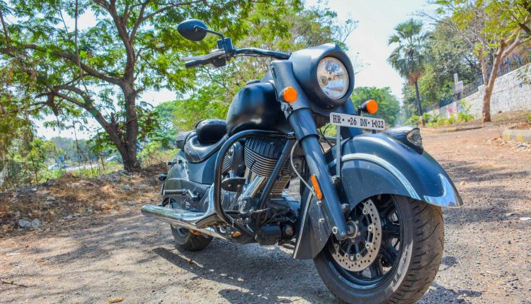 Indian Chief Dark Horse India Review-7