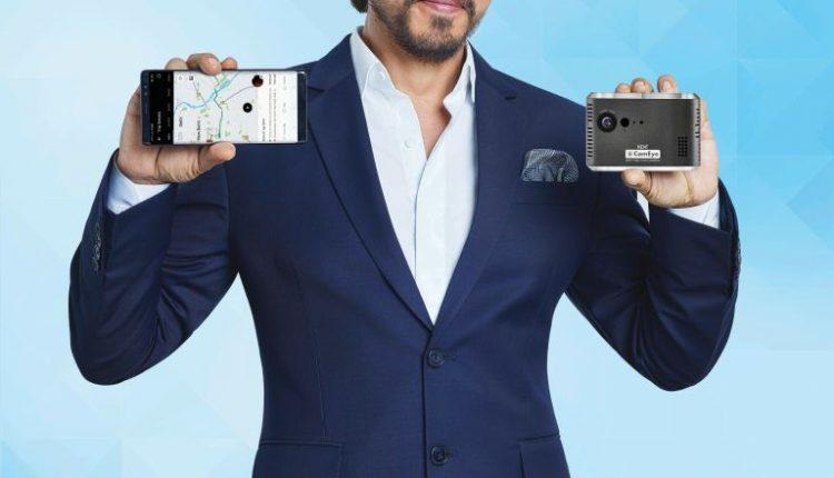 Kent-Cameye-Dashcam-Launched-Shahrukh-khan