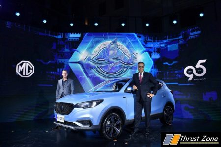 MG eZS Electric SUV India (3)