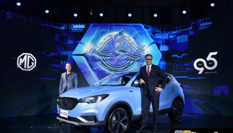 MG eZS Electric SUV India (3)