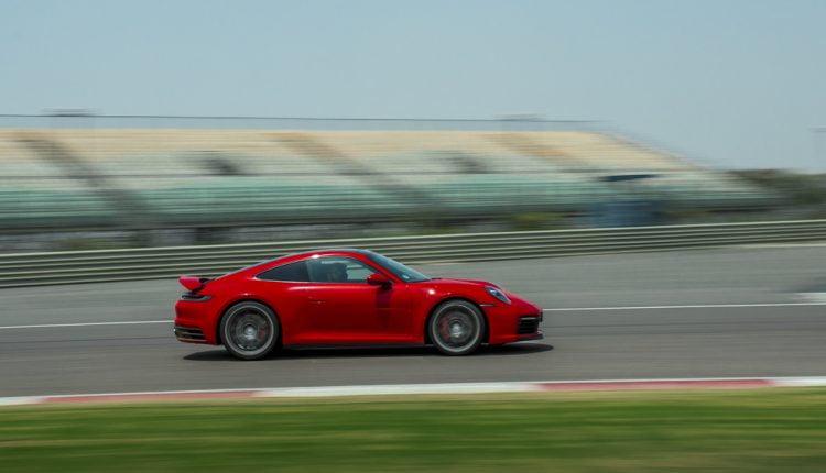 Porsche RoadShow Reaches India (3)
