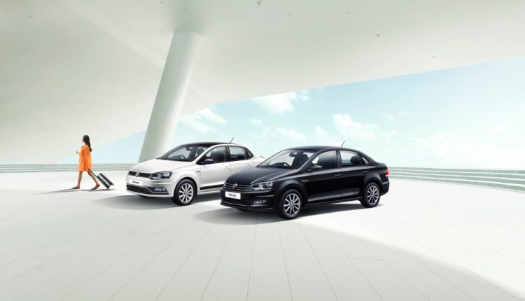 Volkswagen Black & White edition launched (1)