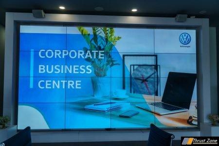 Volkswagen Corporate Business Centre