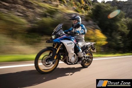 2019 BMW F 850 GS Adventure Pro India Launch (2)