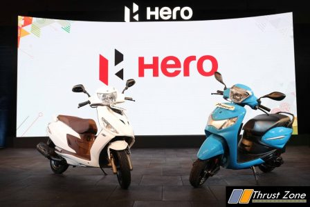 2019 Hero Maestro Edge 125 Fi -pleasure-plus-110cc