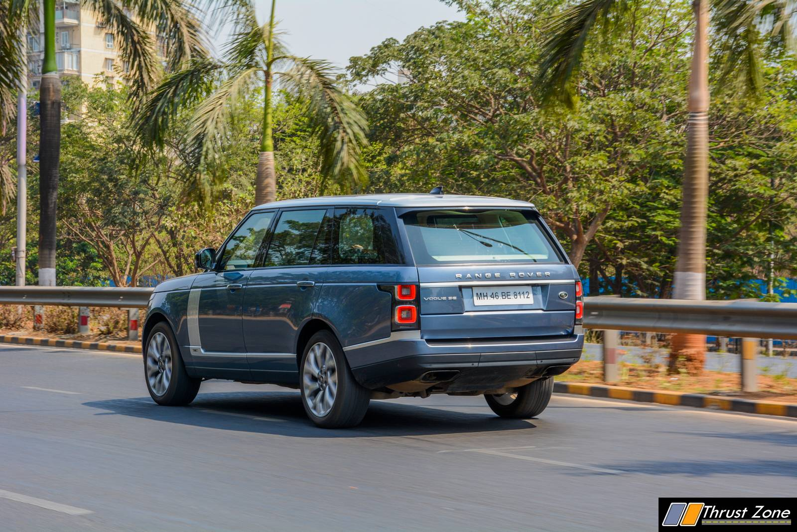 2019 Land Rover Range Rover LWB Facelift Diesel India Review