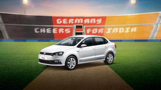 2019 Volkswagen Polo Ameo Vento Cup Edition Launched (2)