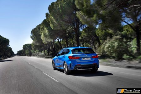 2020 BMW 1 Series India price specs launch (1)