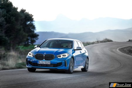 2020 BMW 1 Series India price specs launch (2)