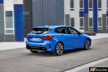 2020 BMW 1 Series India price specs launch (3)