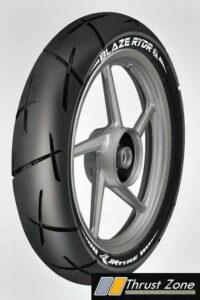 BR 43 JK TYRe Gixxer FZ Tyre