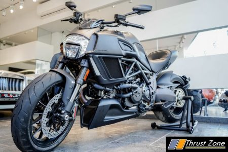 Big Boy Toyz Sold Its First Set Of Premium Motorcycle - The Ducati Diavel 1260 (2)