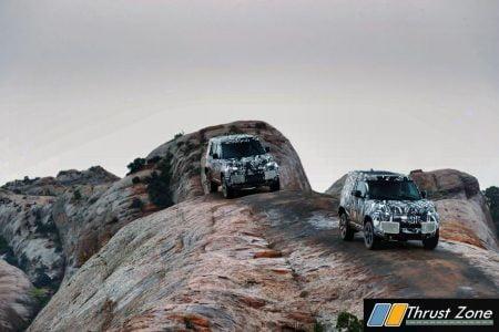 Brand New Land Rover Defender (1)