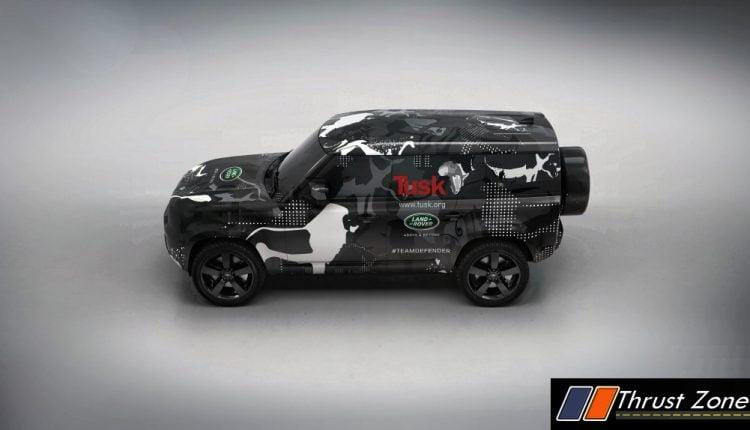 Brand New Land Rover Defender (2)