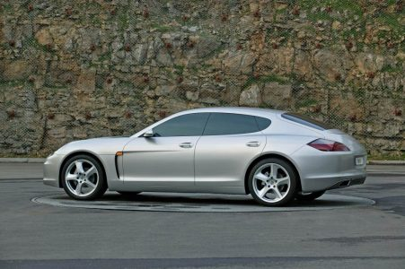 Dynamic Saloon Celebrates A Decade - 10 Years Of Porsche Panamera (1)