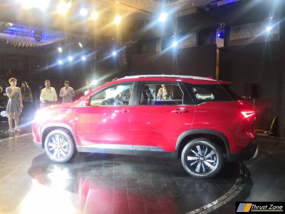 MG-Hector-India-Launch