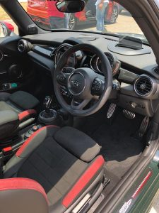 MINI John Cooper Works Hatch India interior Launch (1)