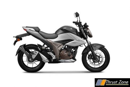 Naked Suzuki Gixxer 250 (2)