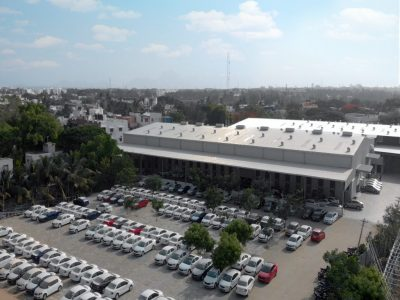 Skoda Auto largest workshop facility launched in Coimbatore (1)