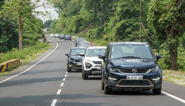 Tata Motors announced the commencement of its 1st International Iconic SOUL drive to Bhutan (1)