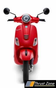 Vespa Urban Club_Glossy Red