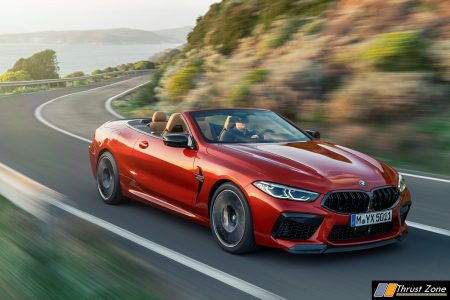 2020 BMW M8 Coupe and BMW M8 Convertible Revealed Along Competition Package For Both Versions (5)