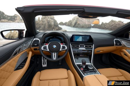 2020 BMW M8 Coupe and BMW M8 Convertible Revealed Along Competition Package For Both Versions (7)