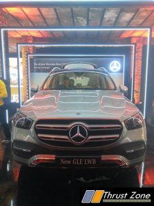 2020 Mercedes GLE India LWB Launch (6)