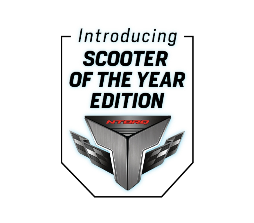 2019 TVS NTORQ  Scooter of The Year