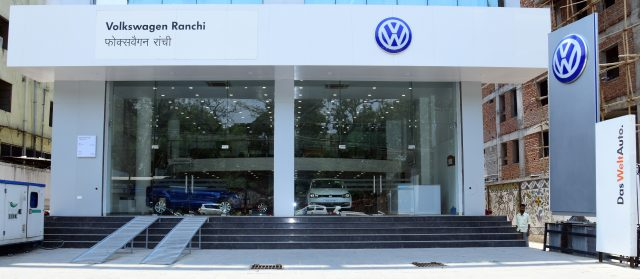 Volkswagen inaugurates new dealership in Ranchi