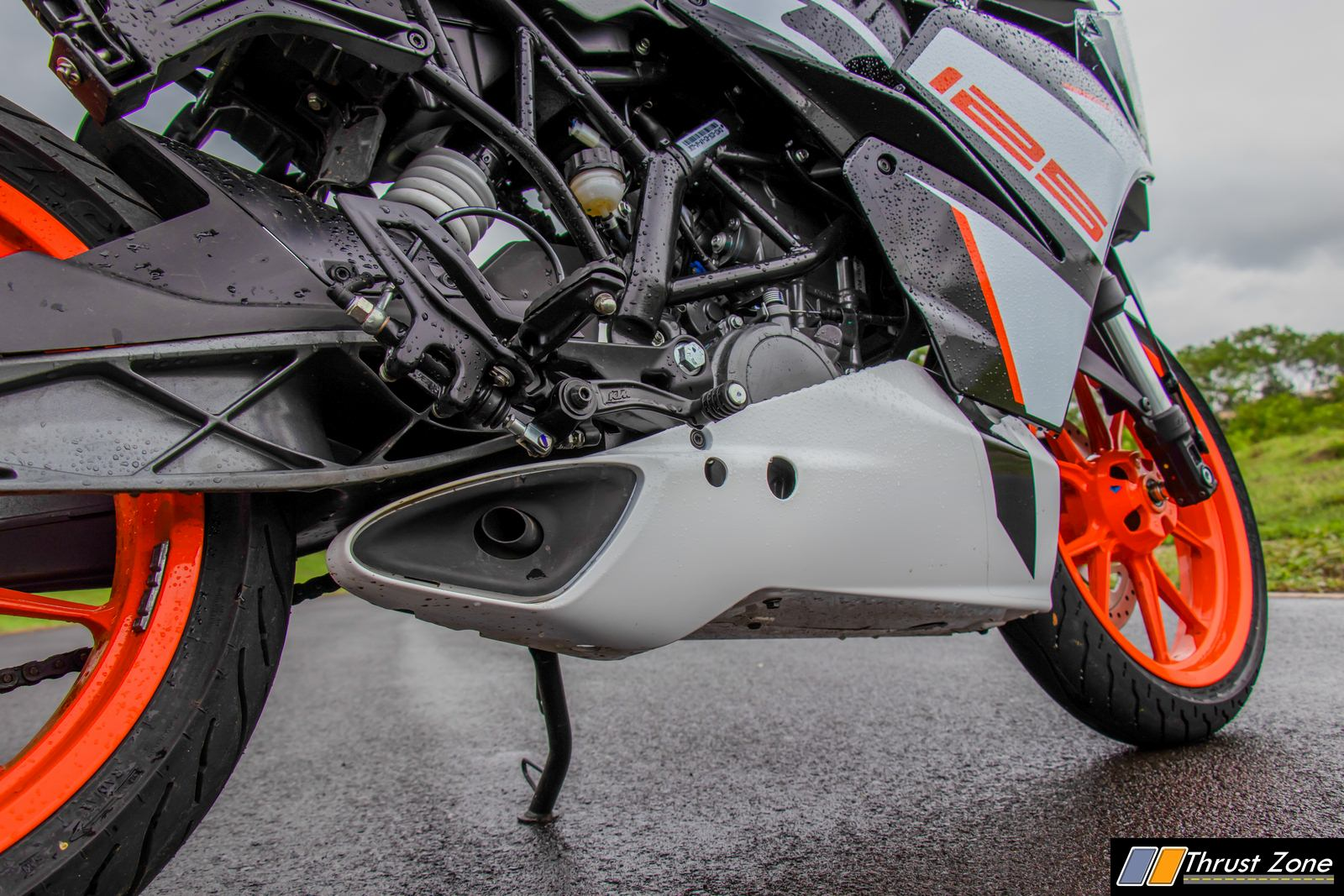 2019 Ktm Rc 125 India Review 10 Thrust Zone