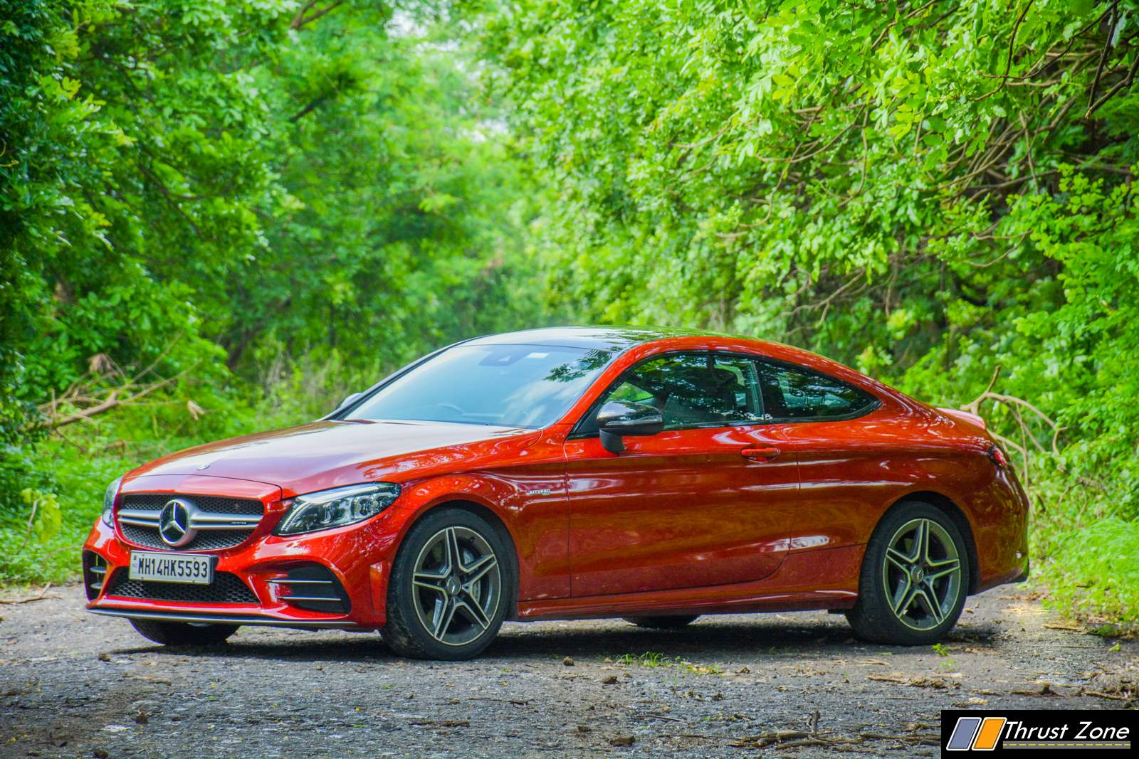 2019 Mercedes Amg C43 India Review First Drive