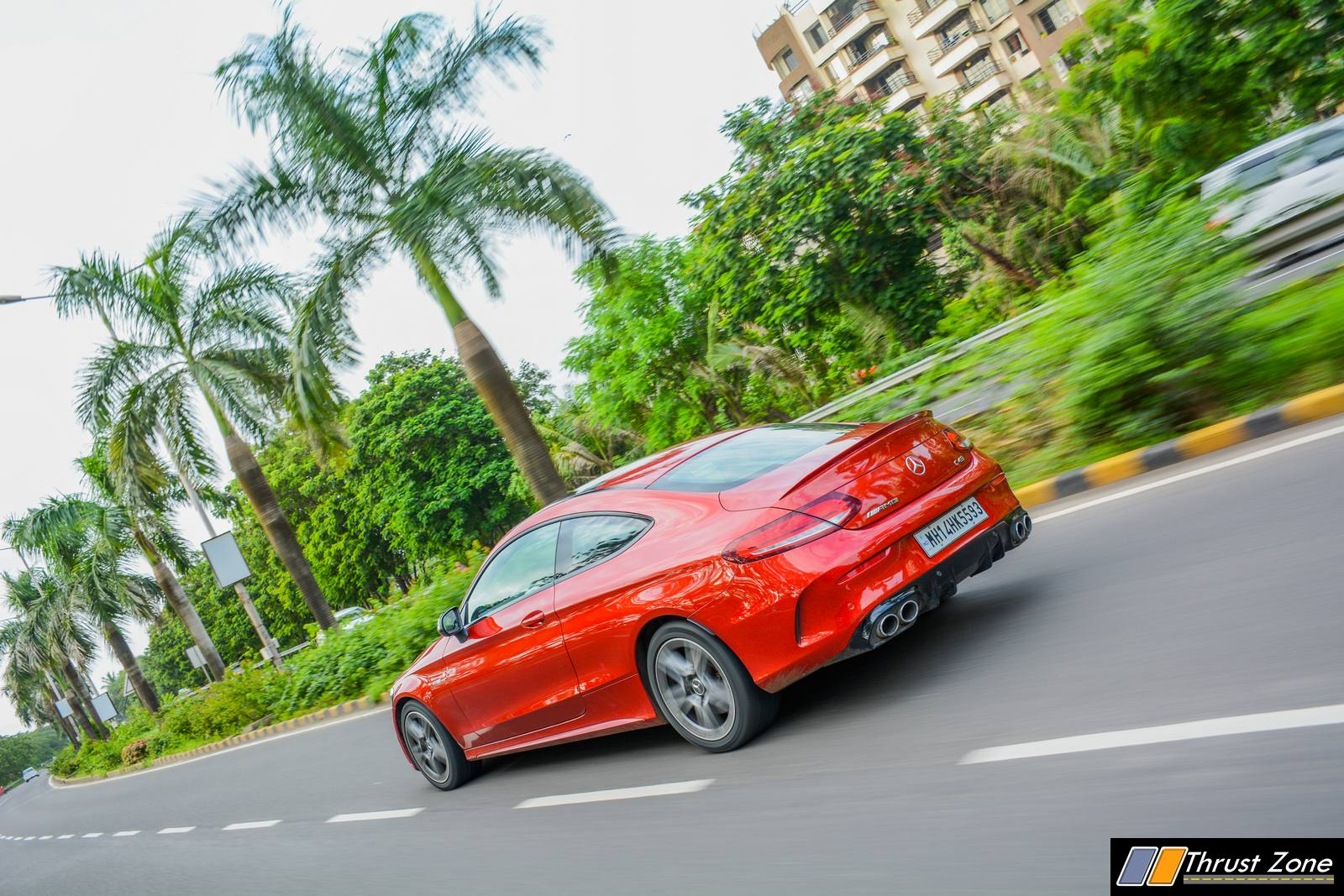 2019-Mercedes-C43-AMG-India-Review-4