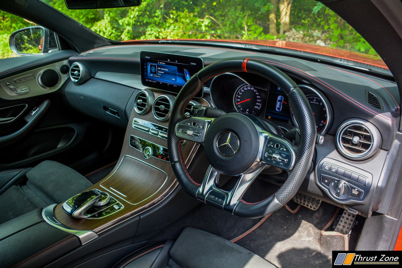 2019-Mercedes-C43-AMG-India-Review-9
