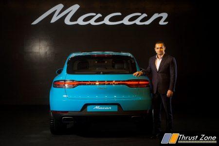 2019 Porsche Macan Facelift India (3)