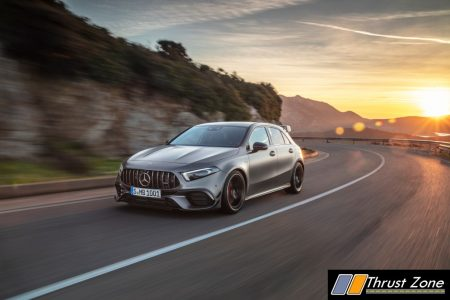 2020 Mercedes-AMG A 45 4MATIC+ and CLA 45 4MATIC+ (5)