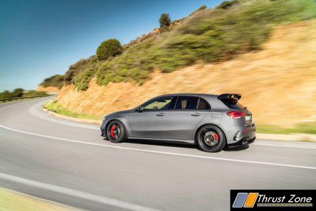 Mercedes-AMG A 45 S 4MATIC+ (2019)Mercedes-AMG A 45 S 4MATIC+ (2019)