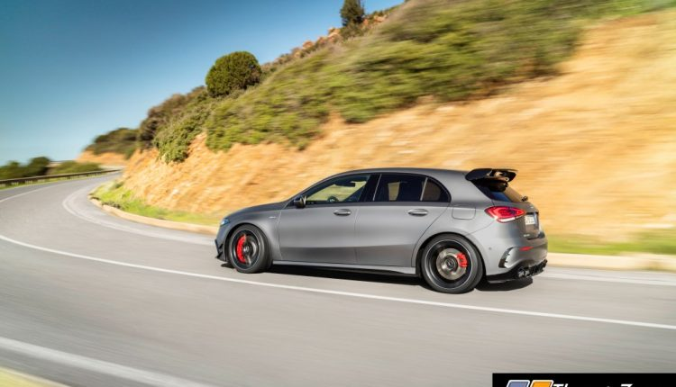 Mercedes-AMG A 45 S 4MATIC+ (2019)Mercedes-AMG A 45 S 4MATIC+ (2019)