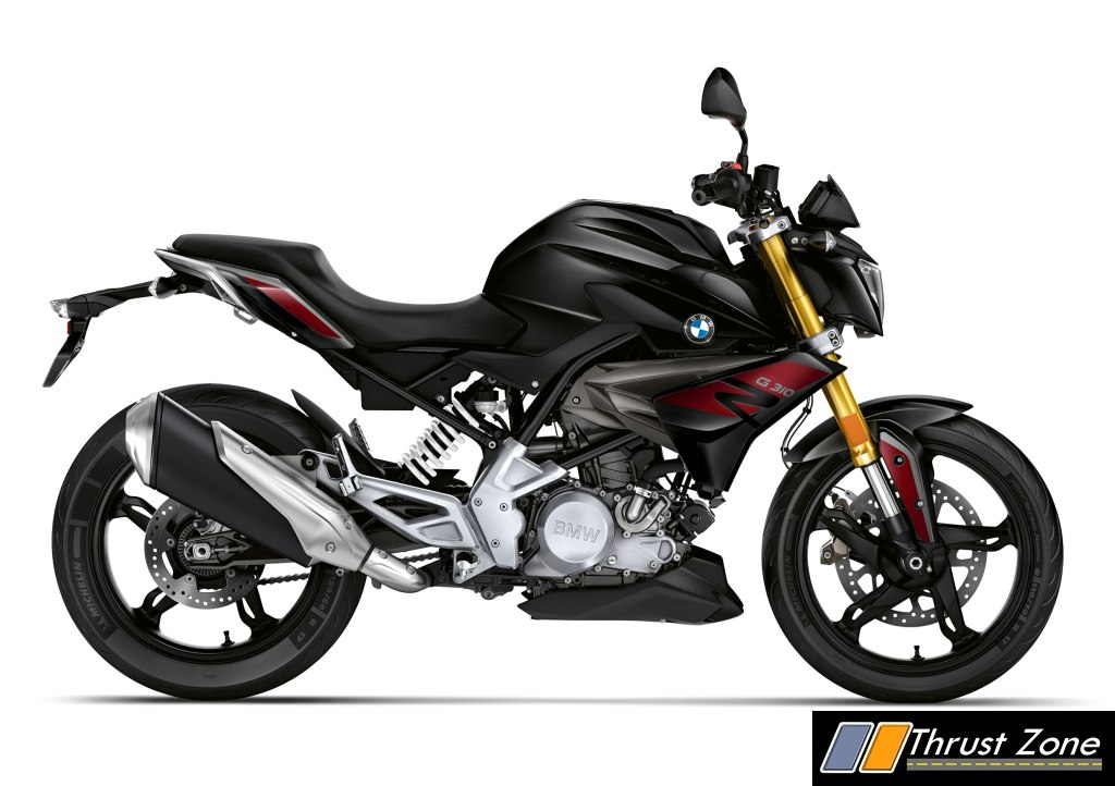2020 bmw g310r and g310gs gets new paint scheme and so does the entire motorrad lineup