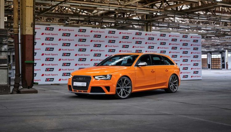 High-Performance. Full of Character. Individual. Audi Sport Is C