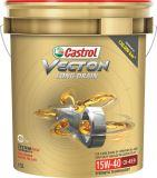 Castrol VECTON Long Drain 15W40 CK4 BS VI Pack Shot