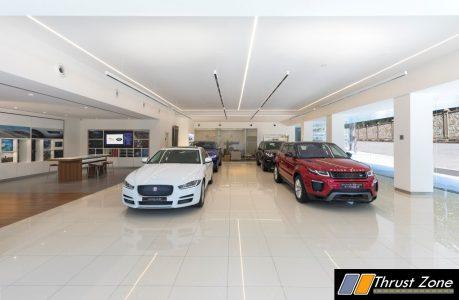 Jaguar Land Rover - Boutique Showroom Launch -2