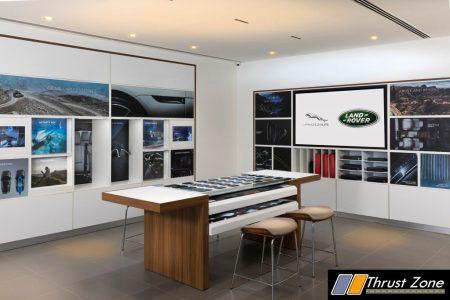 Jaguar Land Rover - Boutique Showroom Launch -4