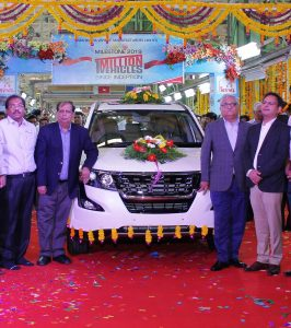Mahindra rolls out 1 million vehicles