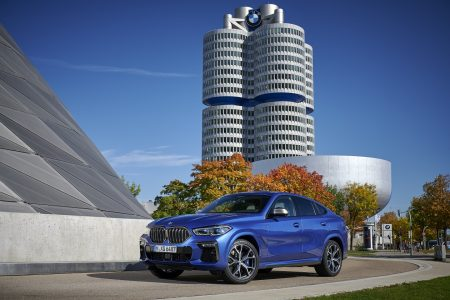 The all-new BMW X6 india (2)