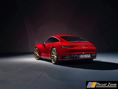 2020 Porsche 911 Carrera Coupé and 911 Carrera Cabriolet (2)