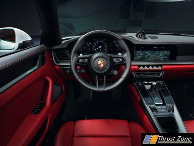 2020 Porsche 911 Carrera Coupé and 911 Carrera Cabriolet (4)