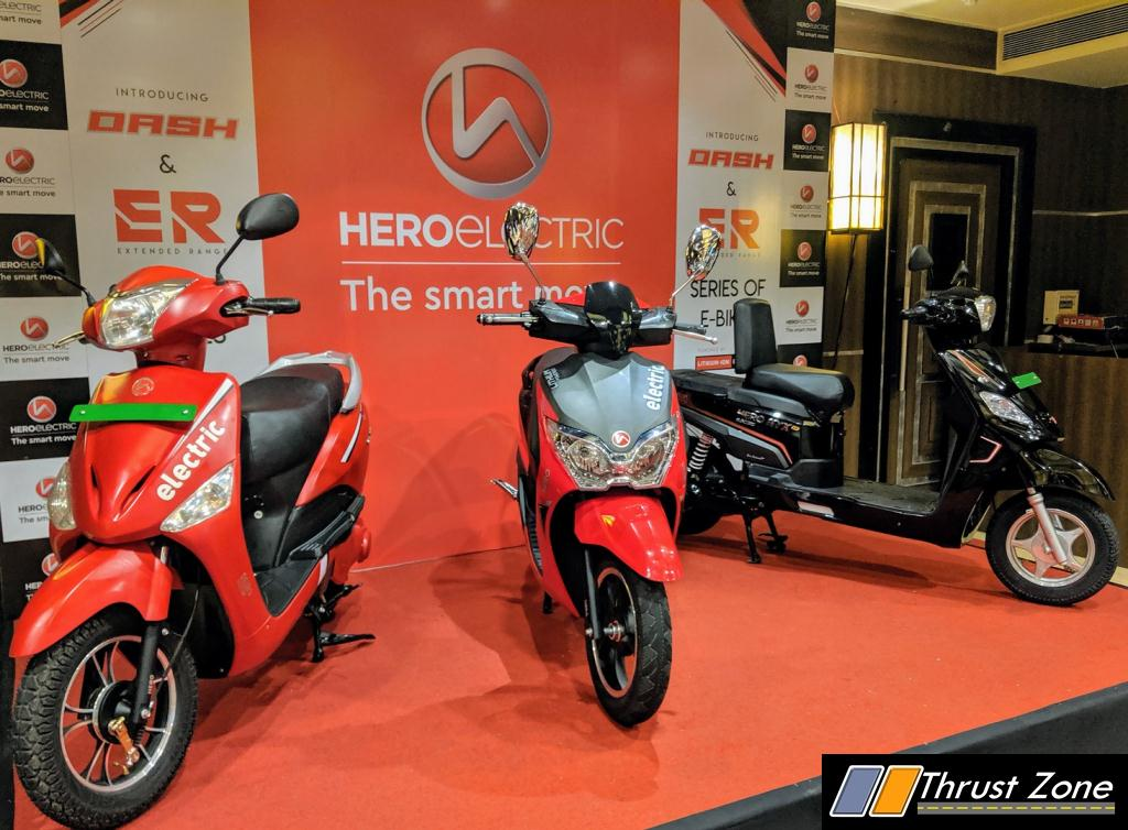 Hero Electric Dash Escooter launch (1)