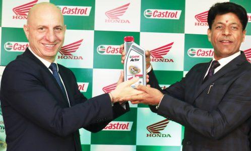 Honda-Castrol-launch